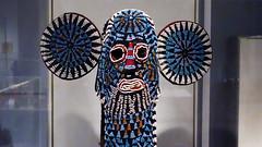 Elephant (Aka) Mask, face