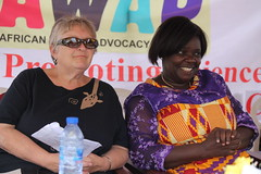 "Board member Sheri Moore & Chairperson Prof. Esi Awuah • <a style=""font-size:0.8em;"" href=""http://www.flickr.com/photos/131537422@N08/20575694900/"" target=""_blank"">View on Flickr</a>"