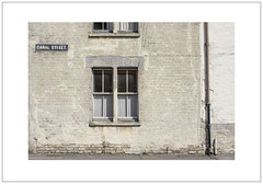 CANAL STREET (Pictures from the Ghost Garden) Tags: windows light urban signs nikon shadows 28mm oxford oxfordshire voigtlnder urbanlandscape colorskopar drainpipes d7100