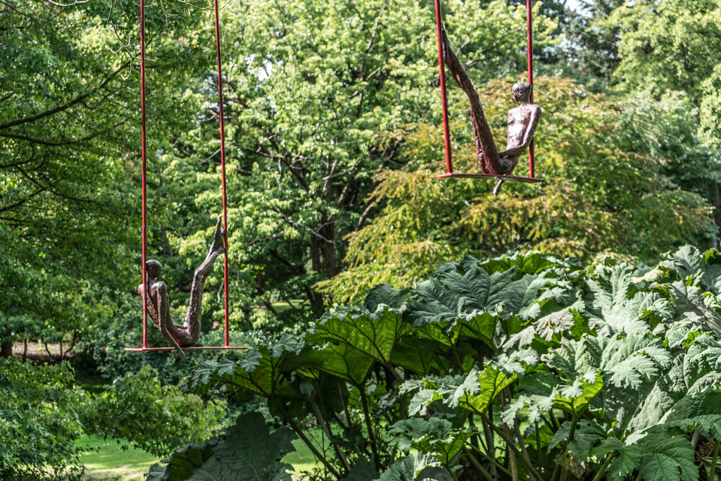 SCULPTURE IN CONTEXT 2015 AT THE NATIONAL BOTANIC GARDENS [UNOFFICIAL PREVIEW] REF-107324