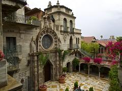 St. Francis Chapel (Pak T) Tags: california church santabarbara hotel riverside chapel stearnswharf stfrancischapel themissioninn panasonic1235mmf28