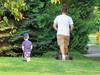 IMG_3465 (2) like father, like son (jgagnon63@yahoo.com) Tags: yard fatherandson likefatherlikeson mowing lawnmowing escanaba familyscene canonsx40 escanabasummer