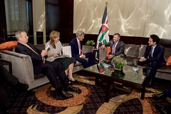 Secretary Kerry Meets With King Abdullah II of Jordan in New York City (U.S. Department of State) Tags: newyorkcity jordan un unitednations johnkerry unga unga70 unga2015