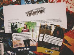 Who will be attending NYCC this year? :) (Angel Nichole) Tags: newyork comics geek cosplay videogames dccomics marvel nycc newyorkcomiccon vscocam samsunggalaxys5
