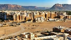 Shibam Town (Hussein.Alkhateeb) Tags: yemen shibam    hadramout