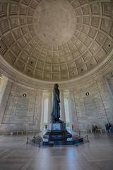 Jefferson Memorial (sarah_presh) Tags: usa holiday washingtondc dc washington memorial thomas president wideangle roadtrip jefferson hdr jeffersonmemorial thomasjefferson declarationofindependence