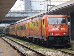 E483.020 AW (Luca Adorna) Tags: milan milano italianrailways milanoportagaribaldi e483 arenaways e483020