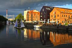 Lithuania - Klaipeda Canal