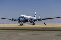 DC 4 (13) (Indavar) Tags: plane airplane airshow chipmunk mustang albatros rand beech at6 radial an2 p51 l39 antonov dc4 dhc1 beech18 t28trojan b378