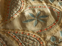 Indoor texture (Landanna) Tags: embroidery borduren broderi