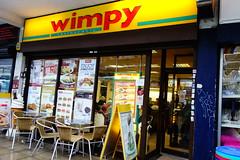 Wimpy (bellaphon) Tags: london burgers greasyspoon wimpy watneymarket