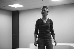 Bound Feet Blues 2015 full production - rehearsal Nov15 (Tiger Spirit - Yang-May Ooi) Tags: feet women theatre rehearsal stage chinese performance blues story actor writer director drama performer author bound storytelling liveshow storyguru storyperformer