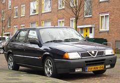 1991 Alfa Romeo 33 1.5 i.e. (rvandermaar) Tags: 33 15 alfa romeo 1991 ie alfaromeo alfa33 alfaromeo33 sidecode5 dhnn94