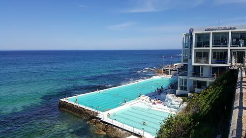 Bondi Icebergs, Bondi, Sydney NSW