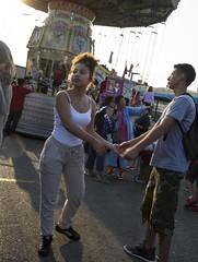 D7K_9299_ep (Eric.Parker) Tags: cne 2015 canadiannationalexhibition fair fairgrounds rides ferris merrygoround carousel toronto fairground midway funfair