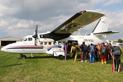 Let L-410MA Turbolet, OM-PGD (Boran Pivcic) Tags: zagreb let skydivers lucko l410 turbolet ldzl skydiveaircraft ompgd l410ma