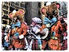 Mummer's Day Parade, Philadelphia (Eddie Hales) Tags: street costumes usa color colour history philadelphia parade event philly annual mummers newyearsday entertainers