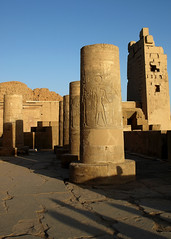 Egipt - Kom Ombo (tomek034 (Thank you for the 1 300 000 visits)) Tags: komombo egipt ruiny kolumny starożytność artistictreasurechest