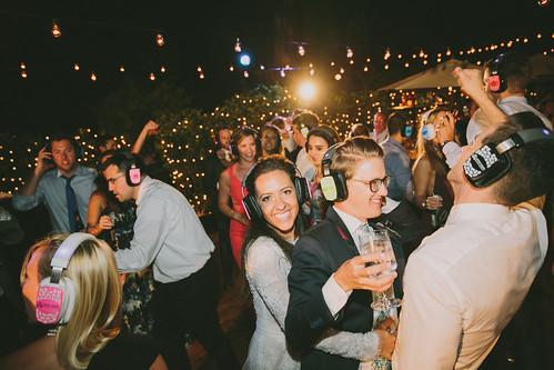 """Rory and Kevin's Silent Disco Wedding • <a style=""""font-size:0.8em;"""" href=""""http://www.flickr.com/photos/33177077@N02/23795819716/"""" target=""""_blank"""">View on Flickr</a>"""
