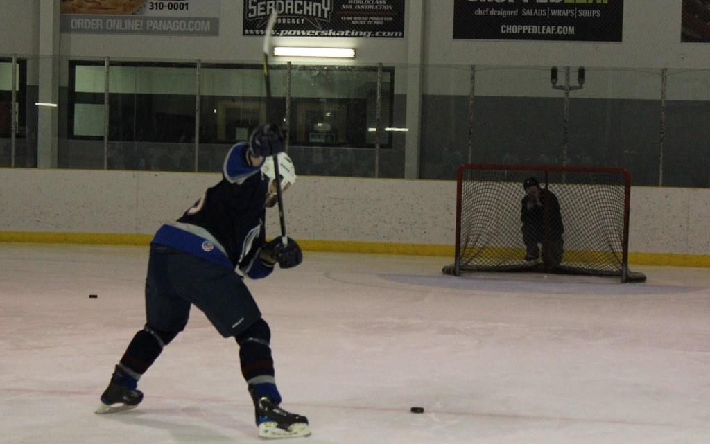 Adult Recreational Hockey
