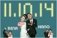 Wedding Album (balloonatic photography) Tags: wedding people love smile photography couple married sony 85mm prewedding prewed 85mmf14 nex7 balloonaticphotography baguspermana