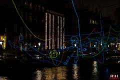 Amsterdam Lightfestival 2015 (Richard van Hilten) Tags: holland amsterdam thenetherlands noordholland amsterdambynight amsterdamlightfestival