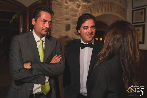 Julio Boticario y Toño Constantino. Creativia Marketing
