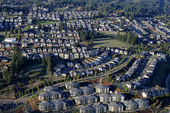 Happy Valley (pdx.rollingthunder) Tags: aerial aerialphotography oregon pacificnw aviation flight cessna mthood mounthood portland