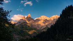 mdlegabel (Ronny Gbler) Tags: berge mountain landschaft bume wolken gipfel berglandschaft wald wiesen sonnenlicht licht sonne