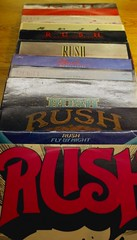 rush  290/366 (horsesqueezing) Tags: 366the2016edition 3662016 day290366 16oct16 rush vinyl albums lp