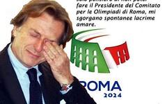 Il Montezemolo a cui hanno scippato le Olimpiadi (SatiraItalia) Tags: olimpiadi di roma montezemolo