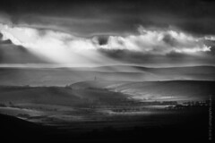 She cradled my heart in her gentle hands and whispered sweetly in my ear (phosgrapheuk) Tags: derbyshire mamtor peakdistrict peaks peakdistrictwalks peaknationalpark peakdistrictnationalpark rambling placestogo blackandwhite monochrome clouds landscapes skyscape