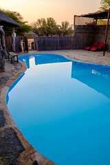 20160909 071 Dqae Qare San Lodge (scottdm) Tags: 2016 africa botswana bushmen dqaeqaresan intrepid kalahari september swimmingpool transkalaharihighway travel ghanzidistrict bw