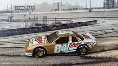 1989 Dick Trickle 88 Buick Regal (G-Man's NASCAR Minatures) Tags: gcast custom rookie