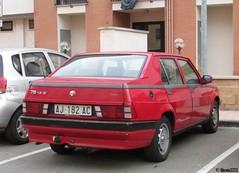 1991 Alfa Romeo 75 1.6 IE (Alessio3373) Tags: alfaromeo alfaromeo75 alfa75 alfa7516ie alfaromeo7516ie autoshite youngtimers oldcars transaxle