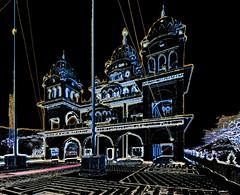 India - Rajasthan Pushkar - Gurudwara - 6b (asienman) Tags: india rajasthan pushkar grurudwara sikh asienmanphotography asienmanphotoart sikhtemple