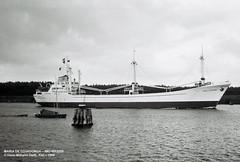 MARIA DE COVADONGA (6513255) (001-00.00.1968) (HWDKI) Tags: mariadecovadonga imo 6513255 schiff ship vessel hanswilhelmdelfs delfs kiel nordostseekanal kielcanal nok rendsburg generalcargoship frachter frachtschiff
