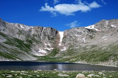 Summit Lake (Patricia Henschen) Tags: summitlake denvermountainparks park lake mountains alpine mtevansscenicbyway mtevans scenicbyway idahosprings colorado