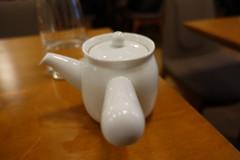 Teapot @ Kisin @ Paris (*_*) Tags: france europe city november 2016 autumn fall cloudy gray japanese japan kisin food restaurant udon tea