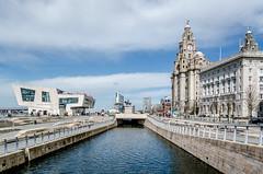 DSC_0213 (Andrew J Horrocks) Tags: liverpool pierhead albertdock liverbuilding portofliverpool mersey museumofliverpool ferry townhall