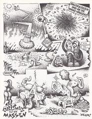 Robert Crumb / Endzeit Comics / page 107 (micky the pixel) Tags: comics comic comix undergroundcomics buch book livre zweitausendeinsverlag robertcrumb endzeitcomics