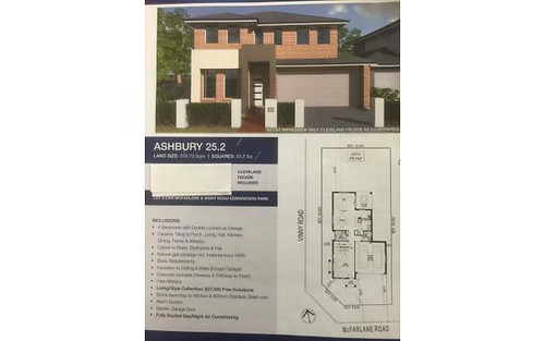 Lot 5 McFarlane Road, Edmondson Park NSW 2174