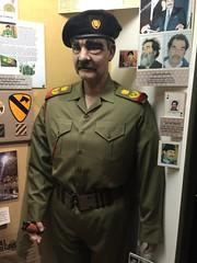 Saddam's sweet tooth (st_asaph) Tags: marsbar largo armedforceshistorymuseum saddamhussein dictator iraq
