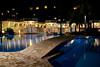 Night moves - pool bridge (FerencSeitz) Tags: ferencseitzphotography nikon nikor d800e marriott kauai resort spa pool night