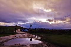 Light my way home (Sundornvic) Tags: shropshire light sun clouds hills valleys gorse sky