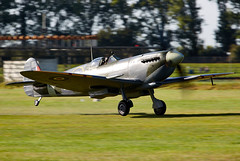 Spitfire (Bernie Condon) Tags: goodwood goodwoodrevival 2016 vintage preserved british uk greatbritian sussex bristol blenheim raf warplane military ww2 royalairforce bomber fighter