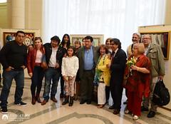 Personalidad Destacada de la Cultura al artista plástico Carlos Pérez Villamil