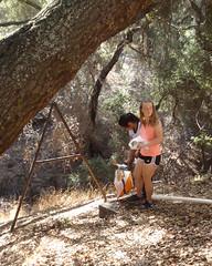 018 Keeping A Secret (saschmitz_earthlink_net) Tags: 2016 california orienteering topangacanyon statepark laoc losangelesorienteeringclub losangeles losangelescounty santamonicamountains