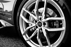 lamborghini (BPPrice) Tags: rim monochrome caliper tire blackandwhite brake car lamborghini bw wheel