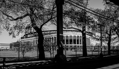 DSCF3785 (apier108) Tags: citi citifield nyc monochrome blackandwhite streetphotography photography baseballpark